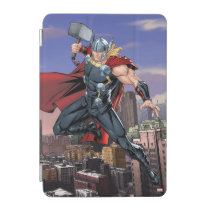 Avengers Classics | Thor Leaping With Mjolnir iPad Mini Cover