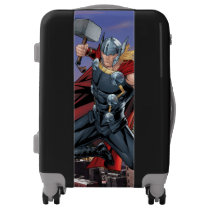 Avengers Classics | Thor Leaping With Mjolnir Luggage