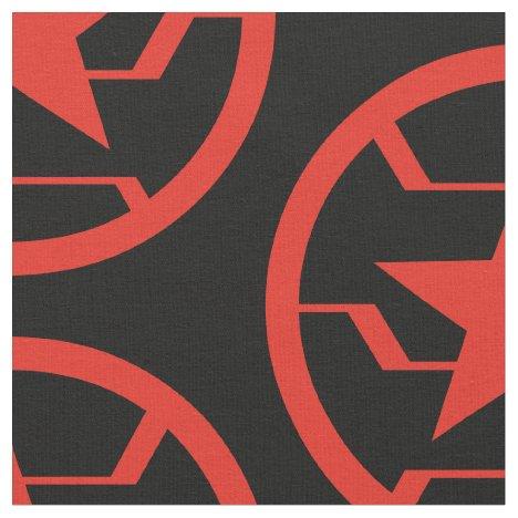 Avengers Classics | Winter Soldier Icon Fabric