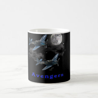 Avengers Dive Bombing Coffee Mug