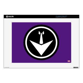 "Avengers   Hawkeye Icon 15"" Laptop Skin"