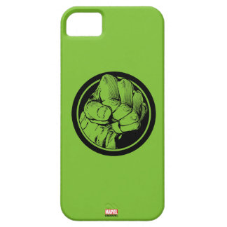 Avengers Hulk Fist Logo iPhone SE/5/5s Case