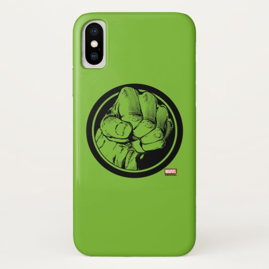 Avengers Hulk Fist Logo Case Mate Iphone Case Zazzle