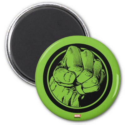 Avengers Hulk Fist Logo Metal Lunch Box Zazzle