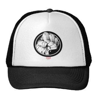 Avengers Hulk Fist Logo Trucker Hat