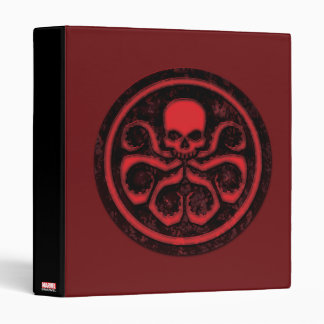 Avengers   Hydra Logo Binder