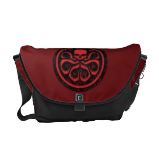 Avengers | Hydra Logo Messenger Bag