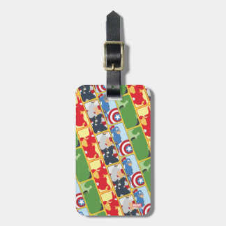 Avengers Iconic Graphic Bag Tag