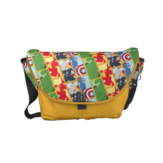 Avengers Iconic Graphic Small Messenger Bag