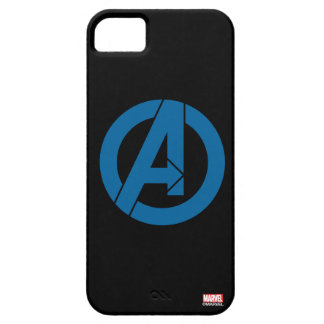 Avengers Logo iPhone SE/5/5s Case