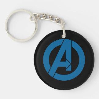 Avengers Logo Keychain