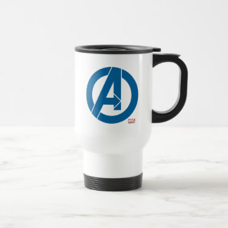 Avengers Logo Travel Mug