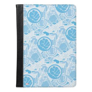 Avengers Symbols Pattern iPad Air Case