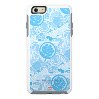 Avengers Symbols Pattern OtterBox iPhone 6/6s Plus Case