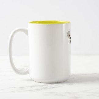 Avengers Two-Tone Coffee Mug