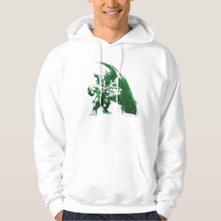 Avengers Watercolor Graphic Hoodie