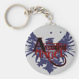 Avenging Angel Keychain