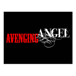 Avenging Angel Post Card