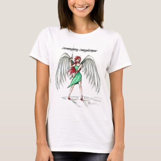 Avenging Angelique T-Shirt