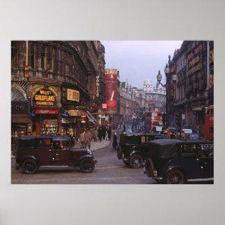 Avenida 1949 de Shaftesbury Impresiones