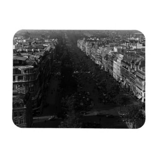 Avenida 1970 de los elysees de los campeones de imán