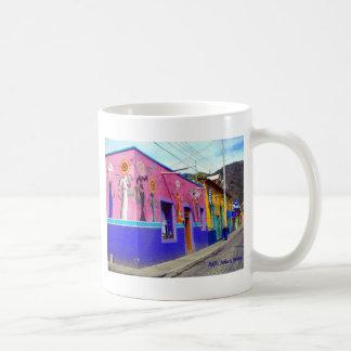 Avenida Colon in Ajijc, Jalisco Mexico Coffee Mug