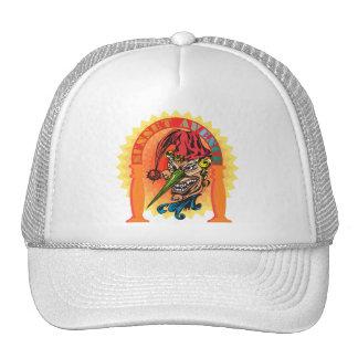 Avenida de la puesta del sol - (gorra del gorras