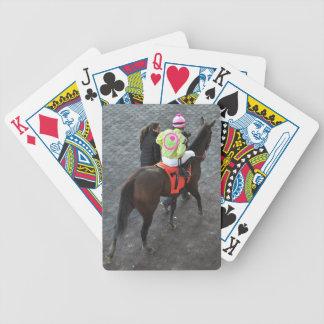 Avenida de Wavell el el día de Año Nuevo Baraja Cartas De Poker