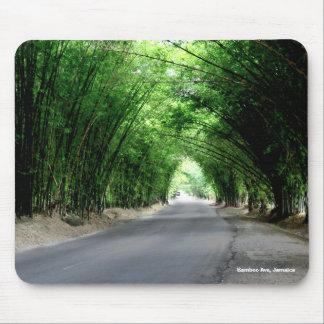 Avenida del bambú, Jamaica Alfombrilla De Ratones