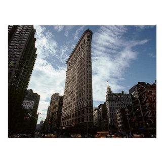 Avenida del distrito de New York City Flatiron del Postales