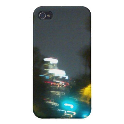 AVENIDA LOS ÁNGELES DE VERMONT iPhone 4 CARCASA