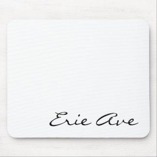 Avenida Mousepad #1 de Erie