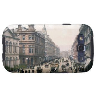 Avenida real Belfast Co. Antrim, Irlanda 1890 Galaxy S3 Carcasa
