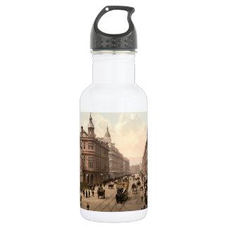 Avenida real, Belfast, Irlanda del Norte Botella De Agua De Acero Inoxidable