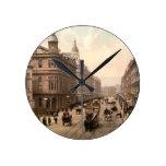 Avenida real, Belfast, Irlanda del Norte Relojes