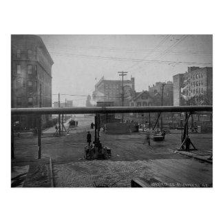Avenida y 138a calle New York City de Cypress Postales