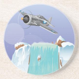 Aventura ártica posavasos manualidades