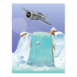 Aventura ártica postal