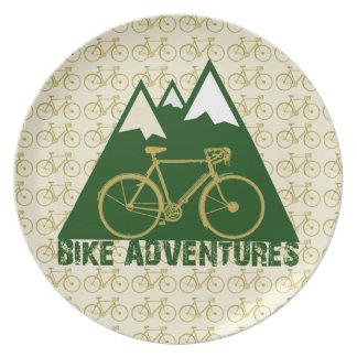 aventura de ciclo - bicis platos para fiestas