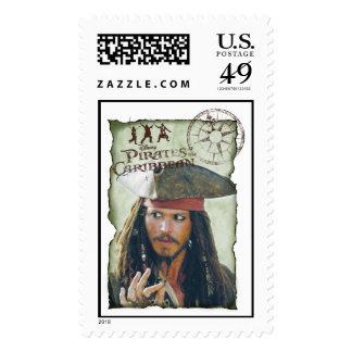 Aventura de Jack Sparrow Sello