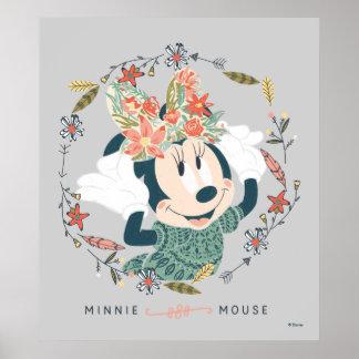 Aventura de la caza de Minnie Mouse el | Póster
