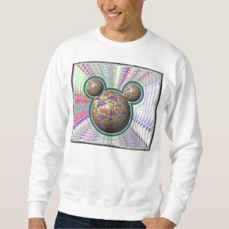 Aventura del túnel del tiempo. camiseta suéter