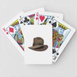 Aventura Fedora Baraja Cartas De Poker