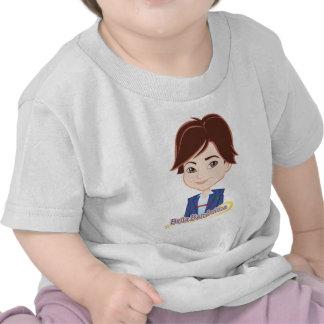 ¡Aventuras de Bella Bambolina! Juan Camisetas