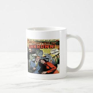 Aventuras en la taza de café desconocida