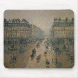 Avenue de L'Opera, Paris, 1898 Mouse Pad