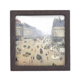 Avenue de l'Opera, Place du Theatre Francais Premium Trinket Boxes