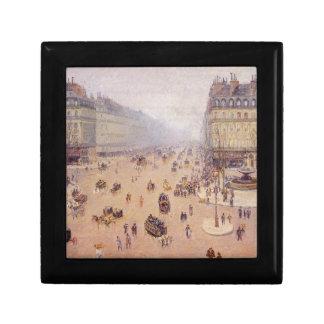 Avenue de l'Opera, Place du Thretre Francais Misty Gift Box