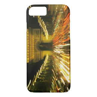 Avenue des Champs-Elysees, Arch of Triumph, iPhone 8/7 Case