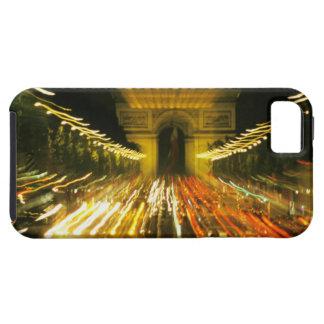 Avenue des Champs-Elysees, Arch of Triumph, iPhone SE/5/5s Case